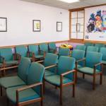 Ala Moana office - Waiting Room with Abundant Seating